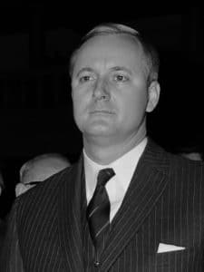 Willem H. Brummelkamp in 1965, foto Ron Kroon / Anefo