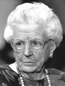 Prinses Juliana in 1990, foto Raymond Rutting